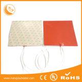 中国の適用範囲が広い工場電気熱くするピザ配達はシリコーンゴムのヒーターを袋に入れる
