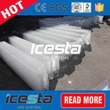 Maquinaria de gelo de bloco containarizado aprovada pela CE industrial