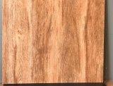 600X600mm Rustiek houten-als Verglaasde Tegel Lk6321