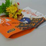 지퍼를 가진 Furit 비닐 봉투의 음식 급료