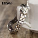 Bracelete Multicolor de titânio com pulseira de cor com elemento Bio 4in1