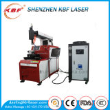Máquina de solda a laser de aço inoxidável YAG CNC 200W / 300W / 400W / 500W para placa de publicidade