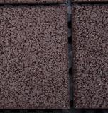 Tapete do piso de mosaico em deck de borracha macia para o parque infantil