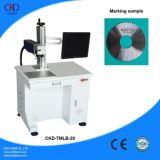 sistemas da marcação do laser da fibra 20W com alta qualidade
