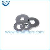 Junta de aluminio de la membrana de los recambios de Barmag para la fibra