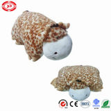 Brown Bear Super Soft Peluche Farcis 2in1 Oreiller pour Enfants