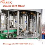 Производственная линия автоматическая машина воды в бутылках любимчика завалки