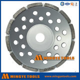 Turbo Diamond Abrasive Grinding Wheel for Polishing Marble