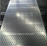 Aluminium- des Zoll-1-7 Legierung anodisierter/Aluminiumstrangpresßling/verdrängtes Streifen-Blatt durch das Lochen