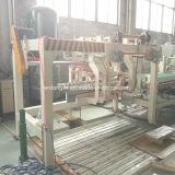 Режа & штабелируя машина для стального листа катушки в обрабатывала изделие на определенную длину линия