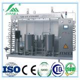 Esterilizador de la leche de Uht del tubo/maquinaria de la leche