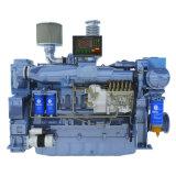 해병을%s 6cylinders 물 Weichai 냉각 디젤 엔진