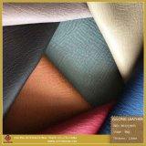 Кожа PU толщины Faux 1.3mm Китая & искусственная синтетическая кожа для мешка