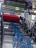 Máquina que lamina de la carpintería caliente decorativa al aire libre del pegamento 600m m