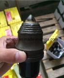 Bit di trivello di alta qualità del pacchetto della scatola di plastica delle barre della lega di Yj268at