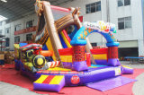Pirate Ship Inflatable Jumping Bouncer Obstacle pour enfants (CHOB520-1)