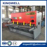 QC11y-16X2500 Feuille de métal de la faucheuse à guillotine hydraulique