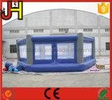 Gladiador inflables campos justas para la Arena juego de deporte