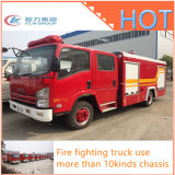 Isuzu Dongfeng Professional 4X2 Foam Water Tank Fire Fighting Truck
