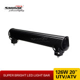"22 ""126W High Output 4X4 Offroad CREE LED Light Bar"