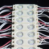 Kanal-Zeichen-Zeichen mit 0.72W 2SMD LED Baugruppeen