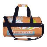 o elogio 600d personalizado poliéster ensaca o saco de Duffel da ginástica do saco de noite