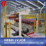 중국에 있는 석고 판자 생산 과정 그리고 공구