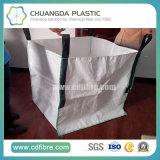 FIBC Side-Seam Tecidos Big Bag a granel de PP com fundo plano