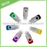 La maggior parte della memoria istantanea del USB Stick/USB della parte girevole popolare 1GB-64GB