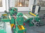 De Chinese Snijmachine van het Metaal van de Fabrikant en Lopende band Rewinder