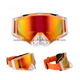 De Glazen van de Motorfiets van de Apparatuur van de motocross voor Glazen die van de Ski van de Beschermende bril van de Fiets van het Vuil van de Glazen van Mensen off-Road bergaf Eyewear rennen