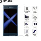 Bildschirm-Schoner-Handy-ausgeglichenes Glas für Sony Xperia Xz