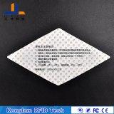 UHF, das selbstklebende RFID Kennsatz-Marke für Glasoberfläche Anti-Zerreißt