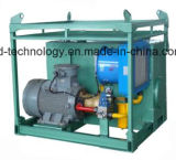 Hpu-120-Em électrique Motor Drive Power Unit hydraulique pour Oil and Gas Drilling Rig / Autre équipement hydraulique / Customized