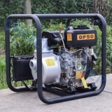 2-6 van de Diesel van de duim de Luchtgekoelde Reeks Elektrische Pomp van het Water (DP50E)