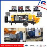 プーリー製造のSimensモーター80 M3/H電気具体的なポンプ(HBT80.16.110S)