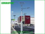 100 W de alta potência com 150W de alumínio com luz de rua LED, LED solares Street Preço de iluminação