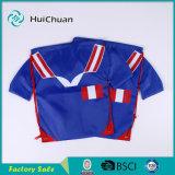 Cordon promotionnel de sac à dos de sac de cordon de polyester