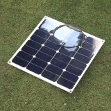 50W 18V 12V Flexible Solar Panel Charger para RV Boat