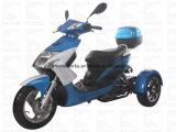 Movimiento elec Trike del disco EPA del Cdi de la motocicleta de Zhenhua Kingfun 50cc