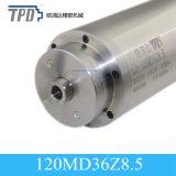 мотор шпинделя маршрутизатора CNC водяного охлаждения диаметра 8.5kw 120mm меля