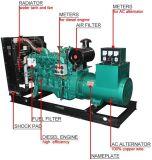 AC三相100kw 125kVAディーゼル発電