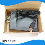 Leitor de cartão USB com leitor de cartão de identificação opcional RFID e MIFARE