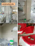 Nouveau type de tuiles colle ciment