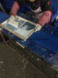 Печать из гофрированного картона лист/запрещении знаков / режущий умирают /печать/четыре процессорных разъема/PP пластиковый лист