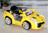 Conduite en plastique bon marché de pouvoir de véhicule électrique de roue des jouets 4 de bébé sur le véhicule
