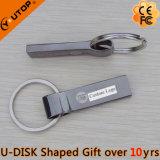 Mecanismo impulsor del flash del USB del Keyring del color del arma para el mini regalo (YT-3298-02)