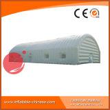 De dubbele Witte Opblaasbare Tent van pvc/Opblaasbare de Bel van de Boog (Tent1-119)