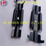 Custome fêz a carbono a placa de aço que carimba partes com cor do chapeamento do zinco (HS-PS-001)