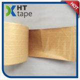 Fita autoadesiva do papel de embalagem de Brown Para a selagem da caixa